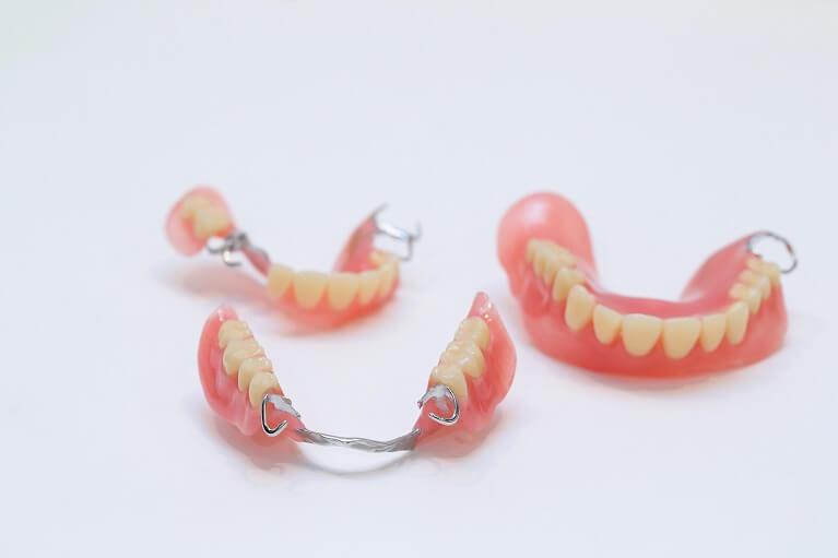 快適に入れ歯